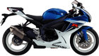 GSX-R600/750 11-12