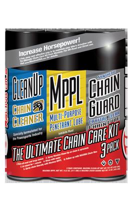 Maxima Syn Chain Guard Chain Care Kit