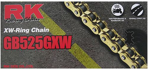 RK GB525GXW X 120 Gold