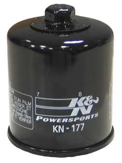 K&N High Performance Oil Filter KN-177