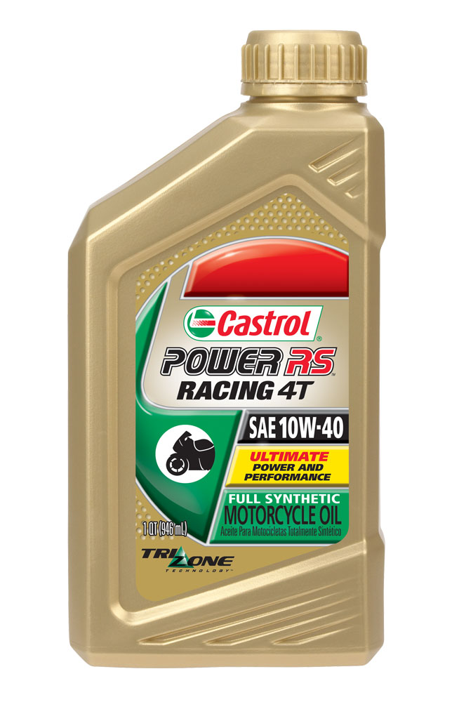 Castrol Power RS Synthetic Motor Oil 1 qt