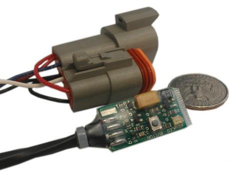 12 oClock Labs SpeedoDRD Electronic Speedometer Calibrator (D1 Ducati & MV Agusta)