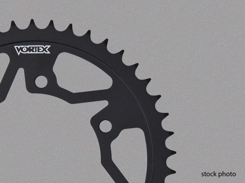 Vortex Rear Sprocket Steel 438S