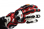Knox Handroid Hand Armour Red