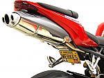 Competition Werkes Standard Fender Eliminator 09-11 Daytona 675