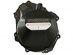 Woodcraft Suzuki GSXR1000 09+ LHS Stator Cover Assbly Black W/ Gasket + Skid Plate Kit Choice