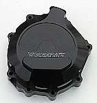 Woodcraft Kawasaki ZX10R 06-10 LHS Stator Cover Assbly Blk W/Gasket,Spacer + Skid Plate Kit Choice