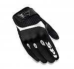 Spidi G-Flash Tex Gloves Black / White