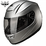 Fly Racing Paradigm Helmet Solid Black