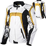 Scorpion ExoWear Ladies Fiore Jacket Gold