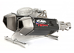 FMF Apex Slip-On Exhaust 08-11 ZX14 CF/Ti