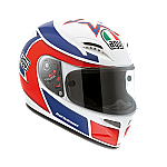 AGV Grid Marco Lucchinelli