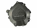 Woodcraft Honda CBR1000RR 04-07 LHS Stator Cover Black W/Skid Plate Choice (use semi-dry liquid gasket)