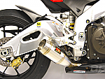 Competition Werkes Slip-On Exhaust 10-12 RSV4