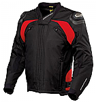 Scorpion ExoWear Force Jacket Red
