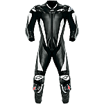 Alpinestars Race Replica 1 Piece Leather Suit Black / White