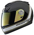 Scorpion EXO-750 Helmet Vintage Black