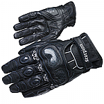 Scorpion ExoWear Ladies Fiore Short Glove Black