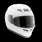 AGV Grid Mono White
