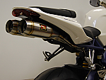 Competition Werkes Slip-On Exhaust 06-12 Daytona 675 / R