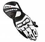 Spidi STR-1 Gloves Black / White