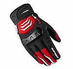 Spidi Wake-E Tex Gloves Black / Red