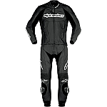 Alpinestars Carver 2 Piece Suit Black