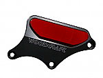 Woodcraft Honda CBR600RR 07+ RHS Clutch Cover Protector Assembly Black W/Skid Plate Kit Choice