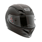 AGV Grid Mono Black