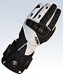 Knox RecOn Hand Armor White