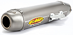 FMF Apex Slip-On Exhaust 08-12 CBR600RR Ti/CF