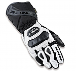 Spidi STR-2 H2Out Gloves Black / White