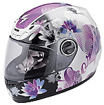 Scorpion EXO-400 Helmet Lilly Purple