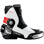 Spidi X-One Boots Vented Black / White