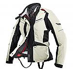 Spidi Venture H2Out Ladies Jacket Ice / Black