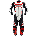 Alpinestars Motegi 2 Piece Suit White / Black / Red