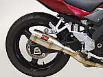 Competition Werkes Slip-On Exhaust 03-09 SV650 / S