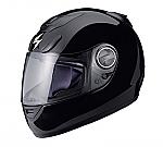 Scorpion EXO-750 Helmet Solid Black