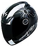 Scorpion EXO-400 Helmet Impact Black