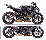 BMW S1000RR V.A.L.E. Slip-On Exhaust System
