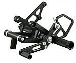 Woodcraft Honda CBR1000RR 08-11 Rearsets W/Shift Pedal