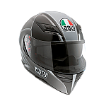 AGV Skyline Block Black Gunmetal