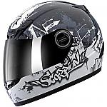 Scorpion EXO-400 Helmet Urban Destroyer Black