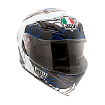 AGV Horizon Absolute White Blue
