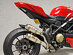 Competition Werkes Slip-On Exhaust Streetfighter