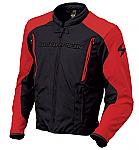 Scorpion ExoWear Torque Jacket Red