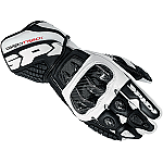 Spidi Carbo Track Gloves Black / White