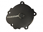 Woodcraft Kawasaki ZX6R 07+ RHS Starter Idle Gear Cover Assbly Blk W/Gasket-no skid plate