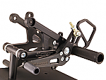 Woodcraft Yamaha YZF-R6 06-11 Std Shift Complete Rearset Kit W/Pedals