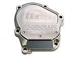 Woodcraft Kawasaki ZX6RR/636 03-06 RHS Ignition Cover Assembly Clear Anod. W/Gasket + Skid Plate Kit Choice